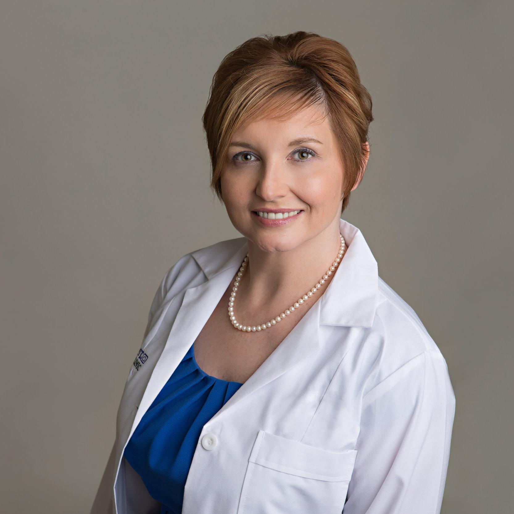 Dr. Leslie McCasland - Board Certified in Rheumatology and Internal Medicine