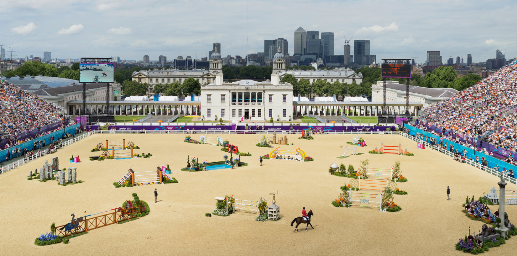 THE FULL PICTURE - SIMON ROBERTS - It's felt like a long week, so I thought I would put up another ' The Full Picture' feature to help you over the line to the weekend. With this image we will be travelling back to the summer of 2012 with Simon Roberts as he photographed the Olympics in London…