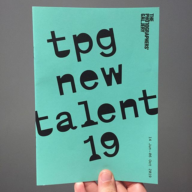 Delighted to finally get the chance to see #tpgnewtalent19 @thephotographersgallery Some awesome work on show, but @rhiannon_adam and @_adamajalloh were the standouts for me. Left feeling totally inspired! #photography #london #photographyexhibition #inspired