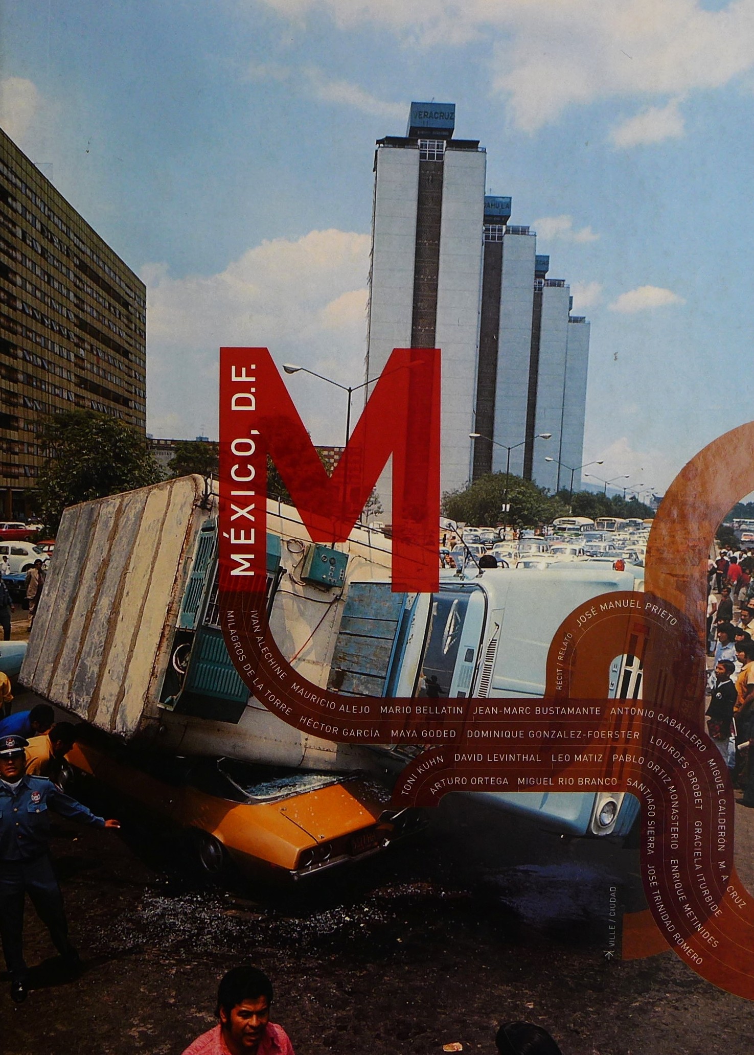 México, D.F.  Toluca Éditions ISBN: 2-9522442-1-9