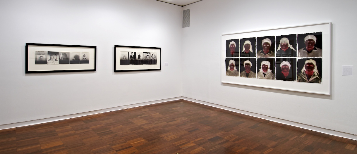 Observed.  Installation view. Americas Society, New York, 2012.