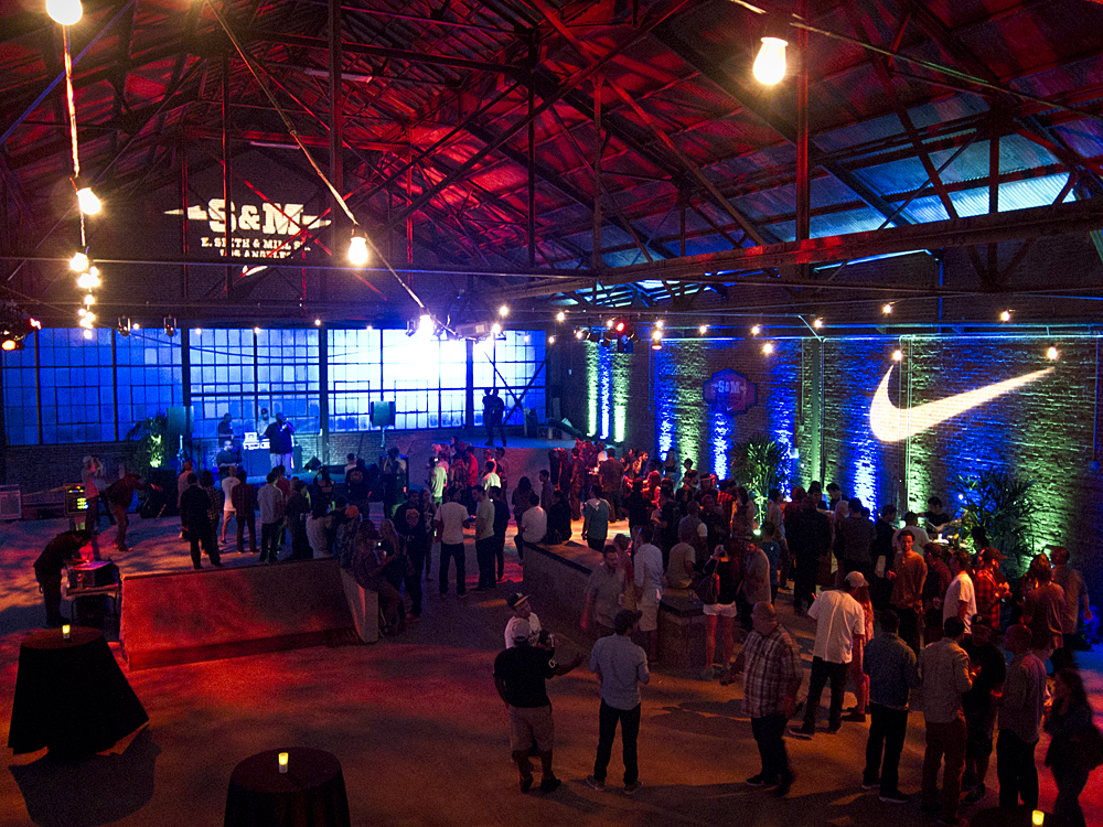 Nike Event - Downtown LA
