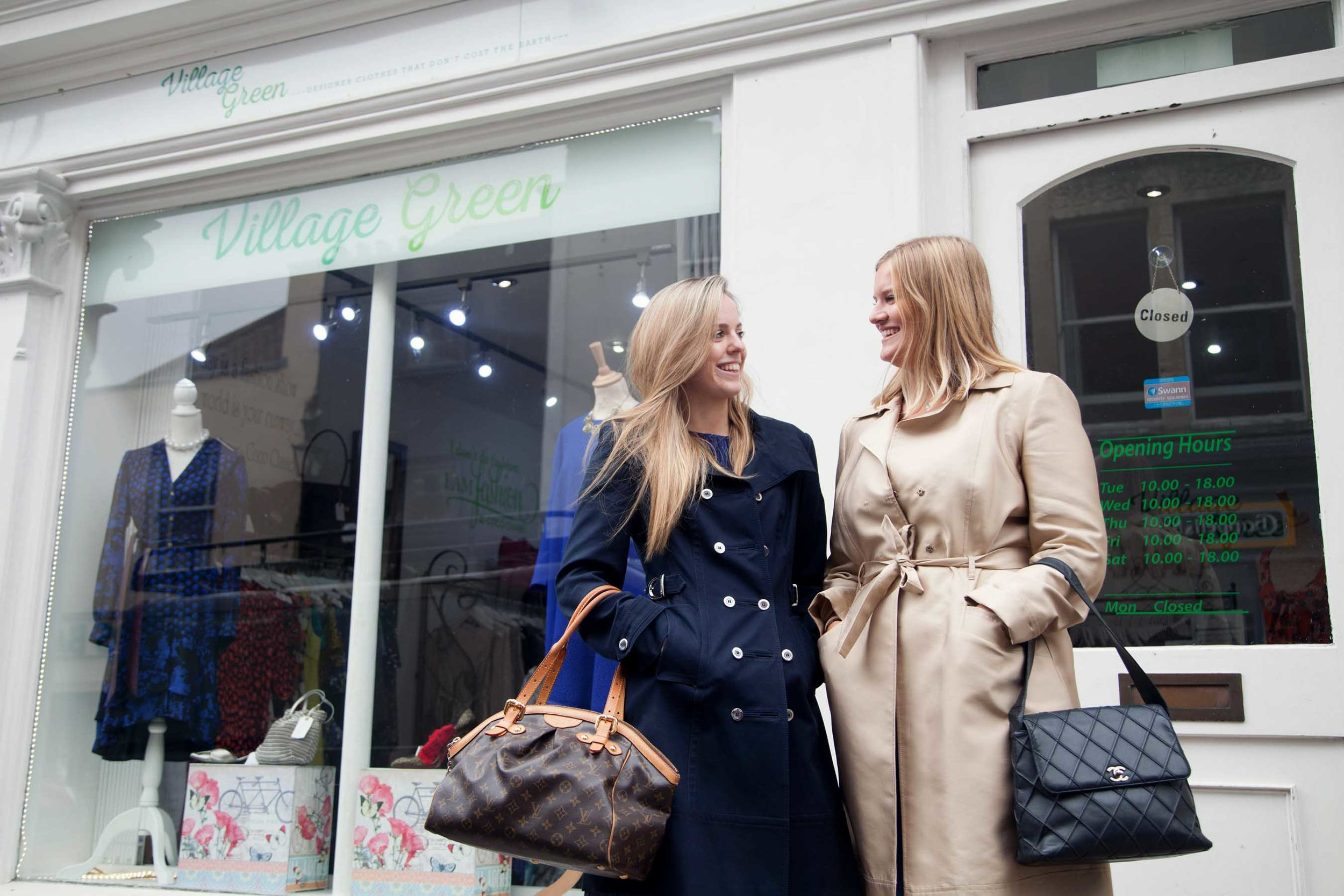 Buy and sell designer clothes in Bristol
