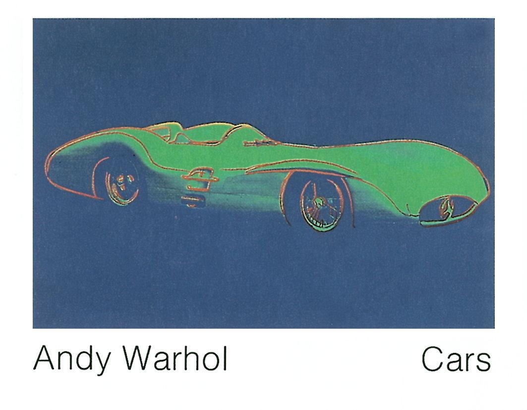 Andy Warhol Cars 1989.JPG