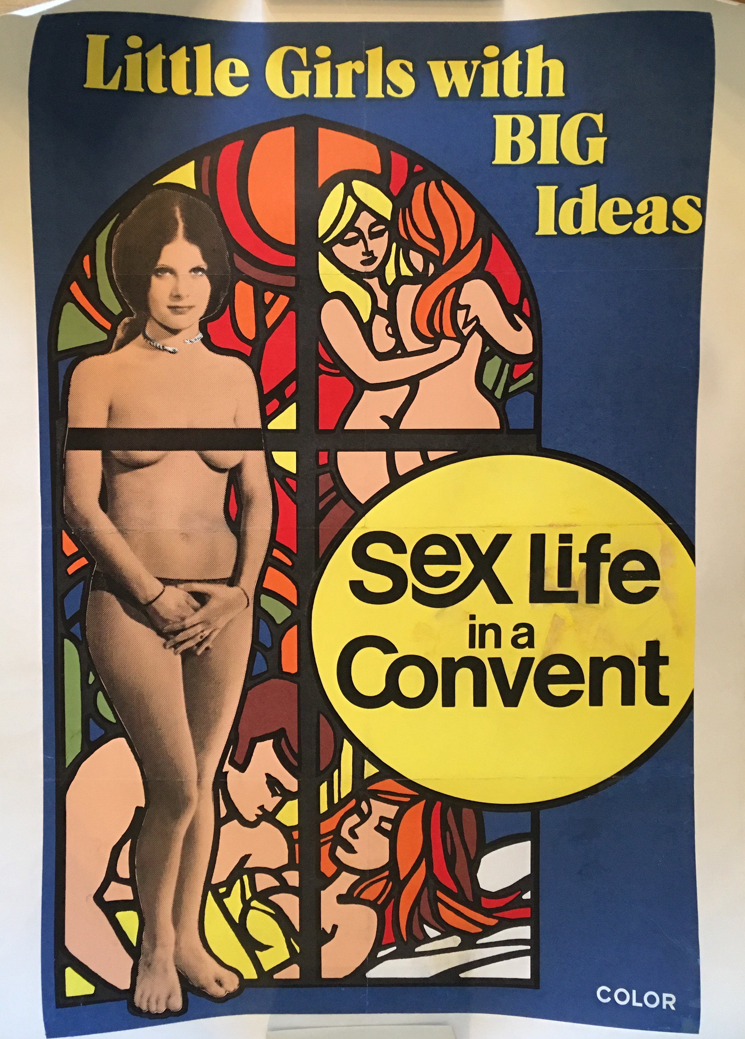 Sex Life in a Convent (1972).jpg