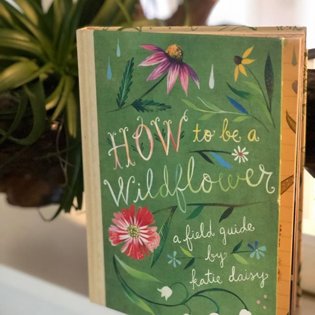 Rainy days are good for inspiration with a field guide by self-proclaimed wildflower, @katiedaisy_artist.  Pair it with #texaswildflowervodka over ice or with a splash of #topochico and coax on Spring. • •. #befree #drinkwildflower #drinkinthemoment #cocktails #wildflowers #drinklocal #texasproud