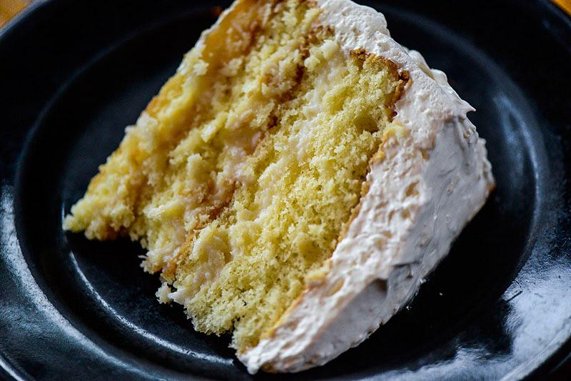 McCabe Pub Coconut Cake