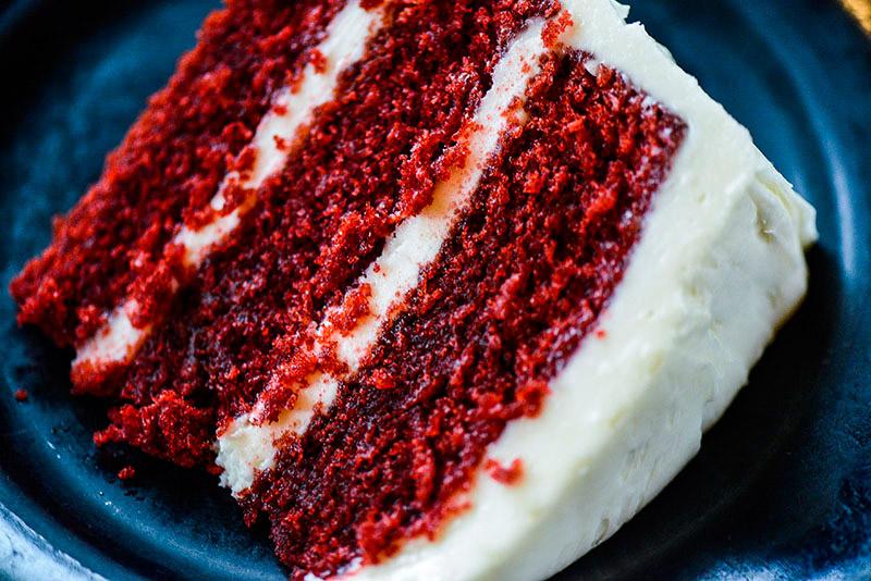 McCabe Pub Red Velvet Cake
