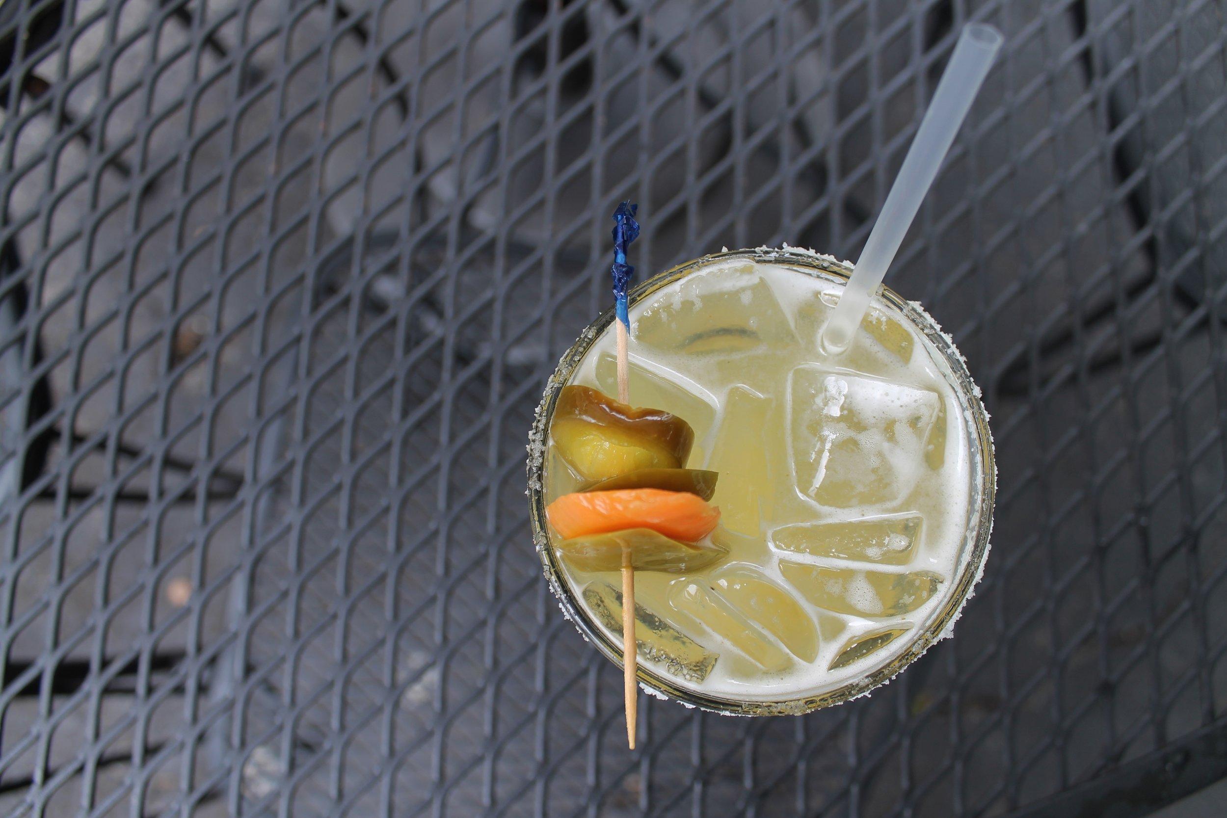 McCabe Pub Margarita