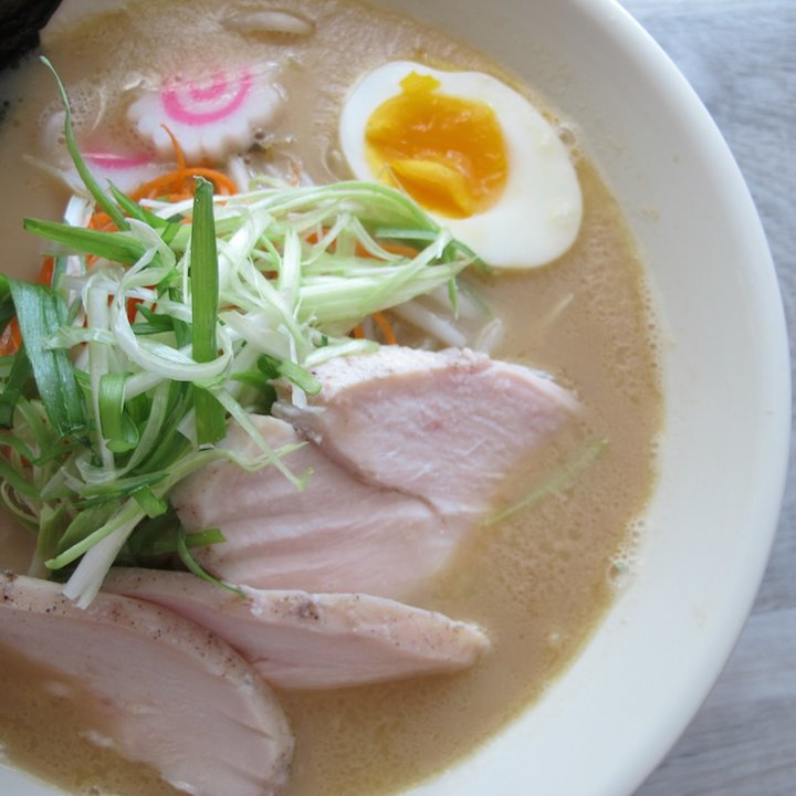 Chicken Ton Ramen