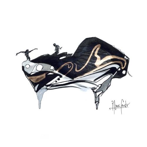 Toro Malvar    Fine art paper, 350 gsm  acid-free, 100% cotton  17x24cm  23x30,50cm framed