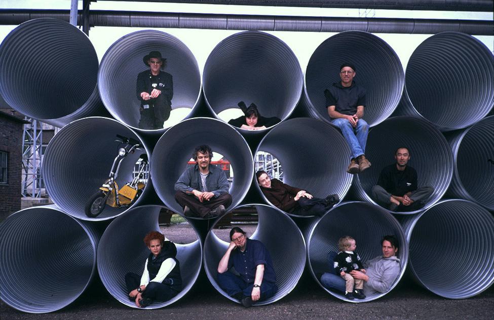 Amorphic Robot Works, Donaufestival, Krems, 2002