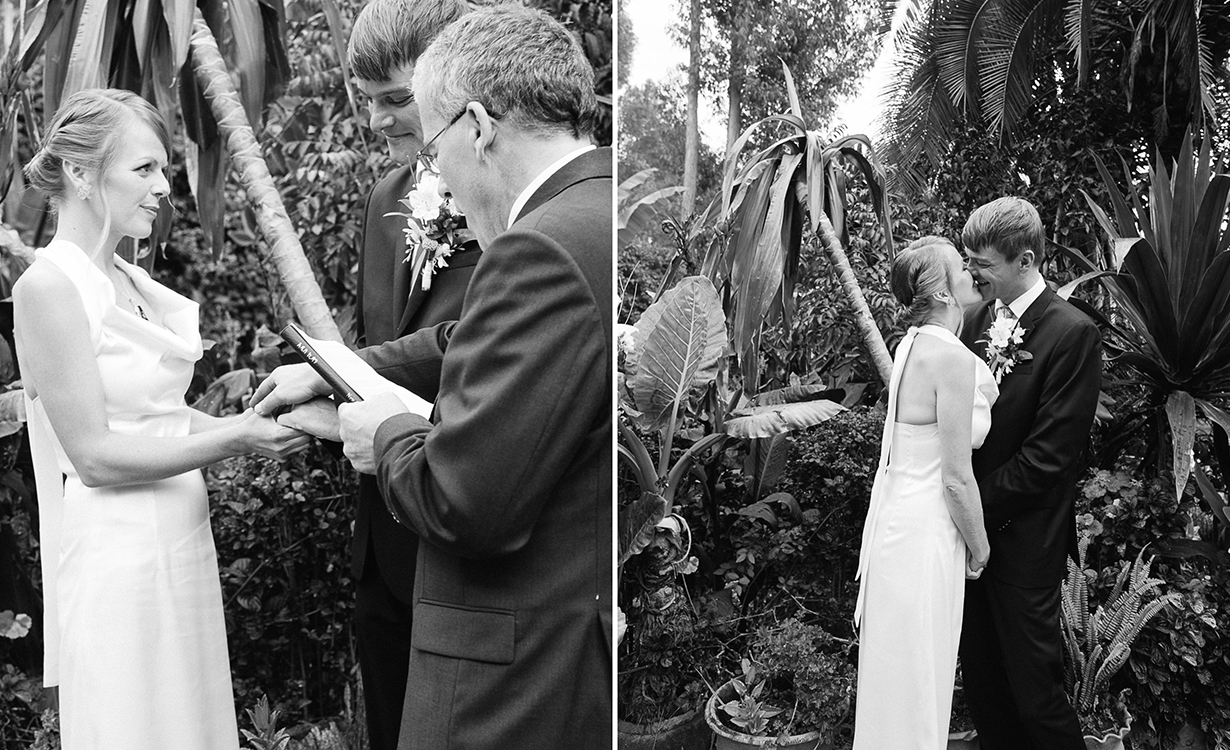 Blessing Rings © Humboldt County wedding photographer Kate Donaldson Photography
