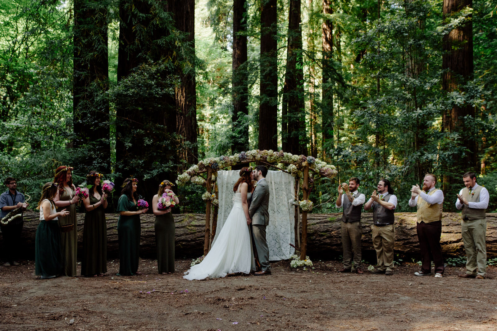 PamplinGroveWedding_Ceremony-Kiss_HumboldtWeddingPhotographer.jpg
