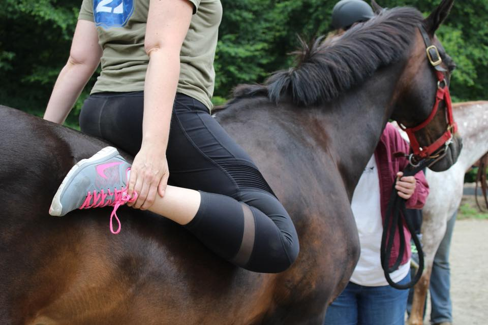 Niyama Studio | Yoga on Horseback