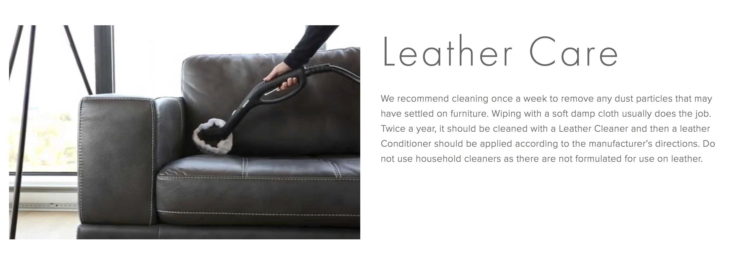 LeatherCareTest