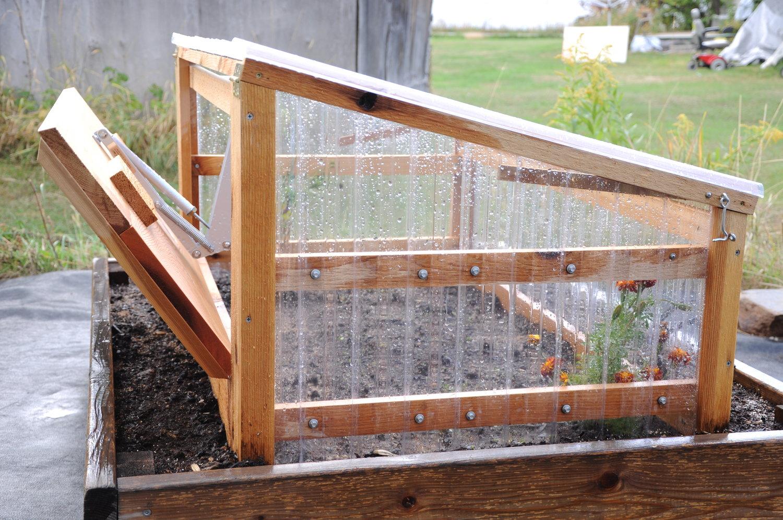 Cold Frames Solar Heat Sensitive