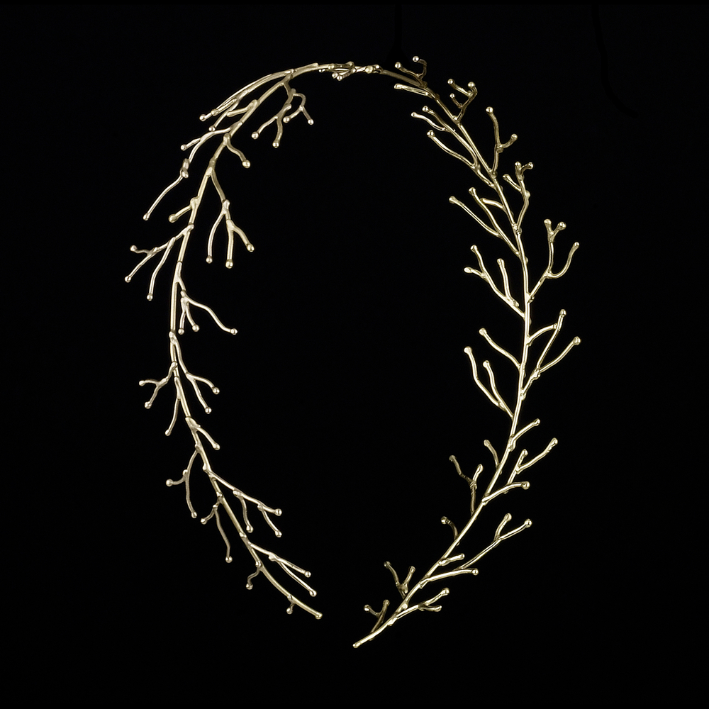 Necklace, from the artist's website
