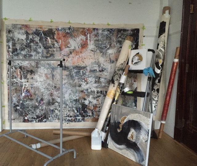 Interested? - Click the button below to apply for Studio Space in the American Fabrics Arts Building