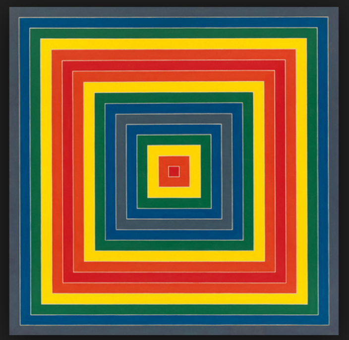 Frank Stella, Family Day