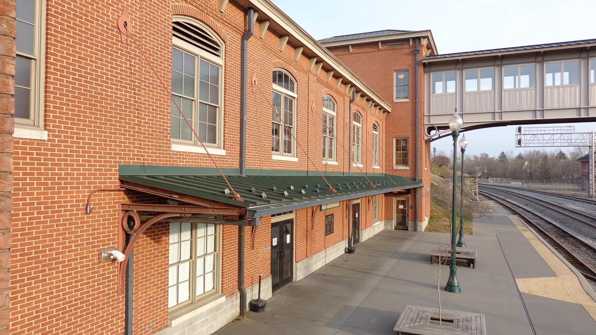 Caperton Train Station