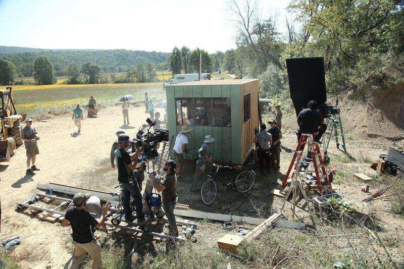 Filming American Speed: NASCAR