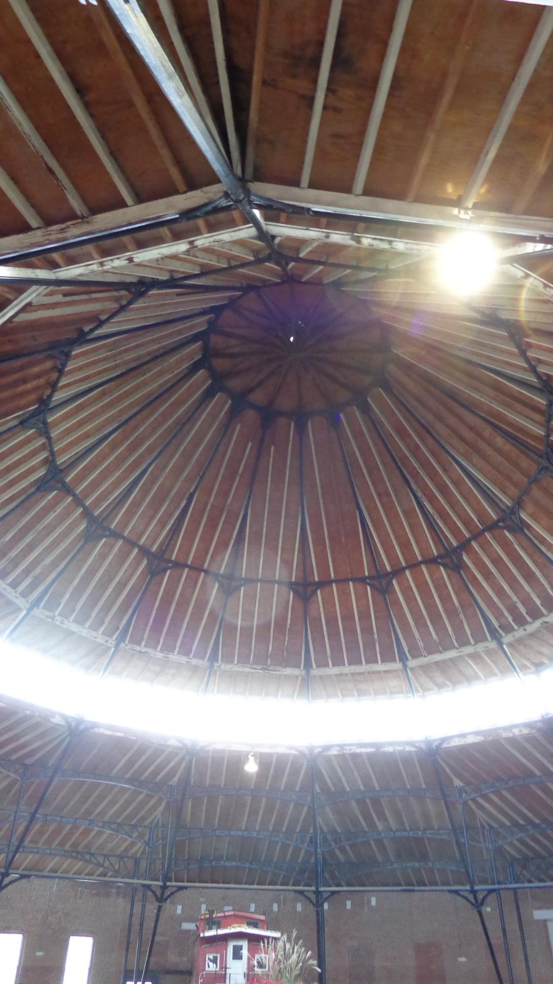 The Martinsburg B&O Roundhouse