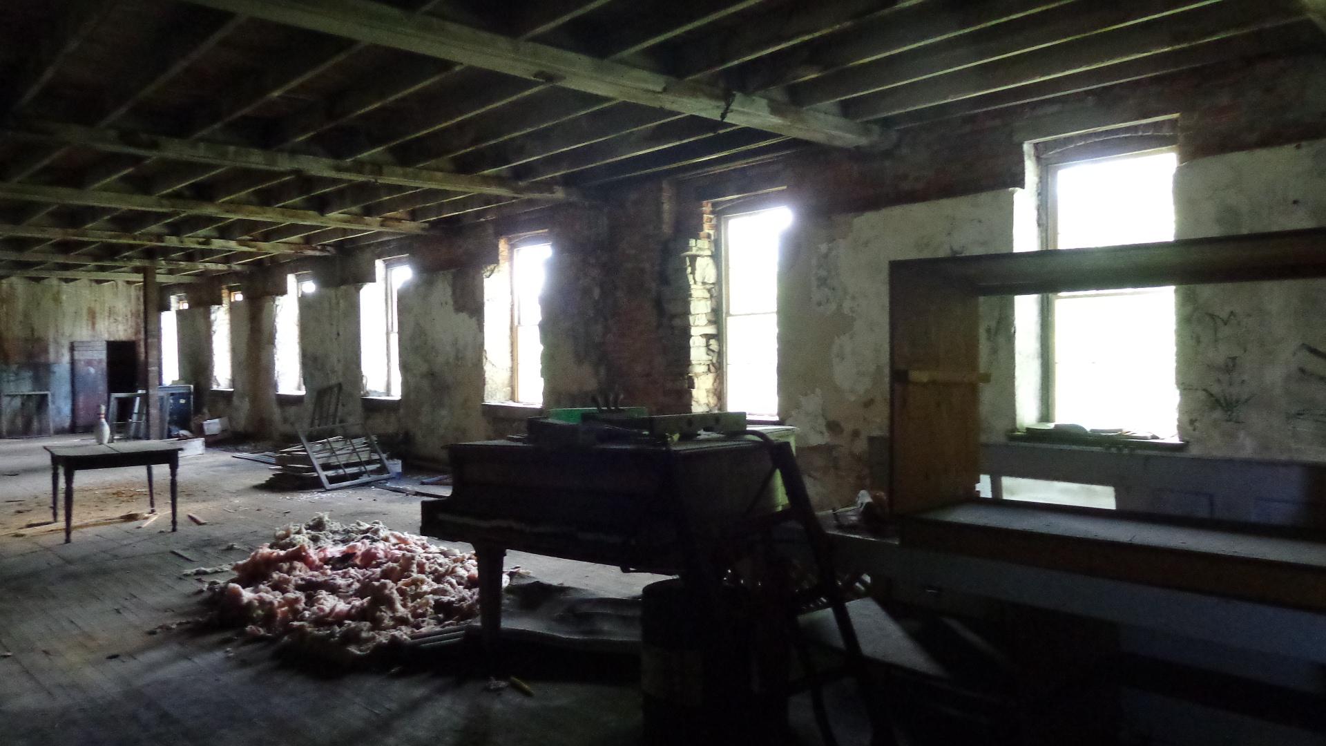 Matthews Foundry-interior