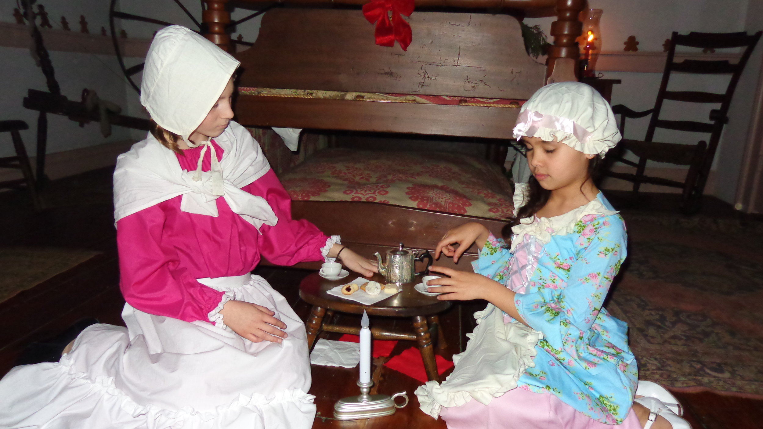 Colonial Christmas at the Adam Stephen House