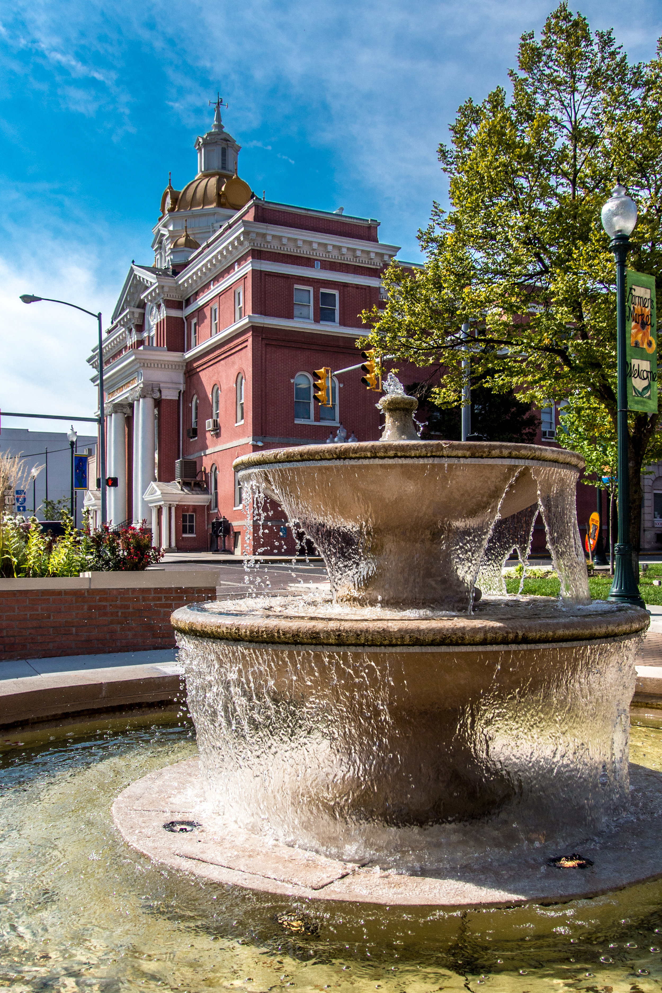 Martinsburg Town Square