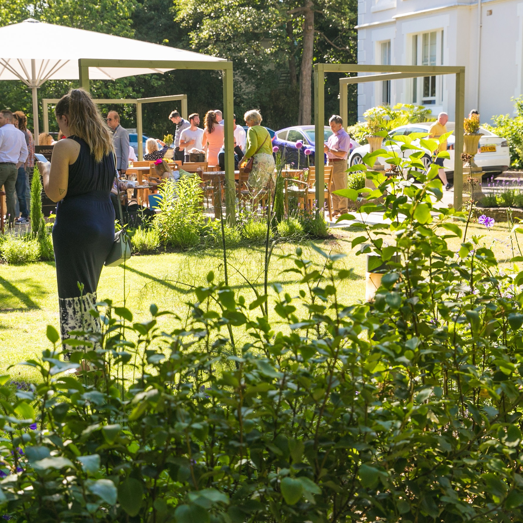 Eco-Garden Launch