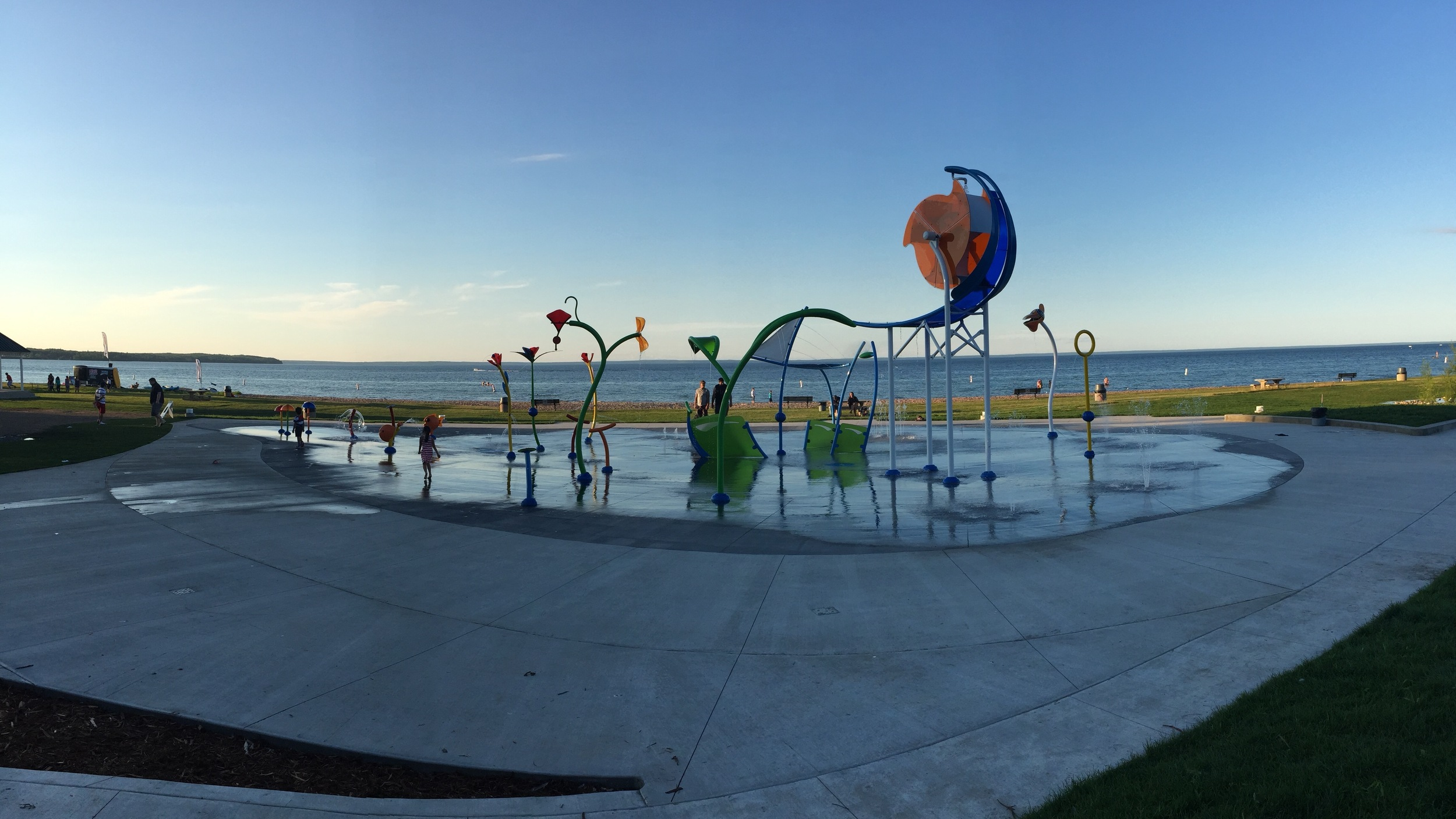 Kinosoo Beach Splash Park