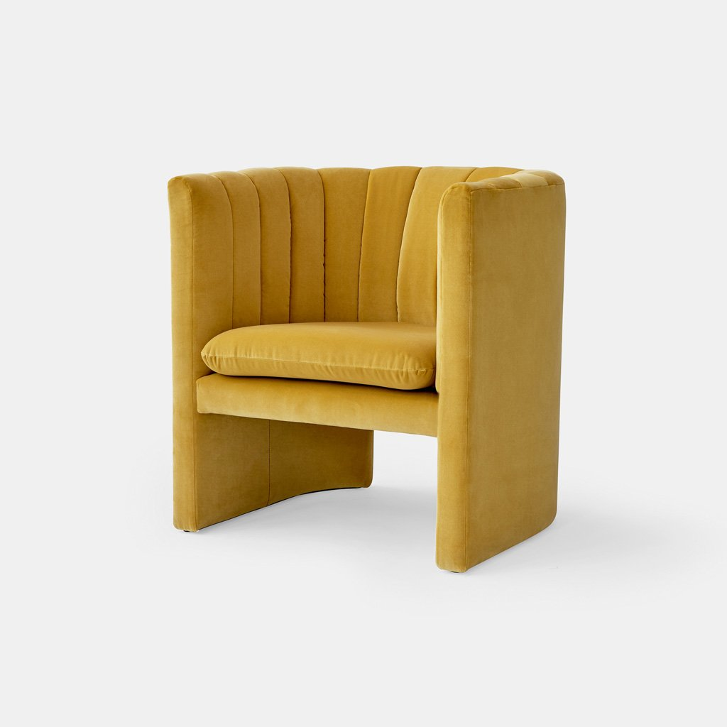 Loafer Armchair from Monologue London