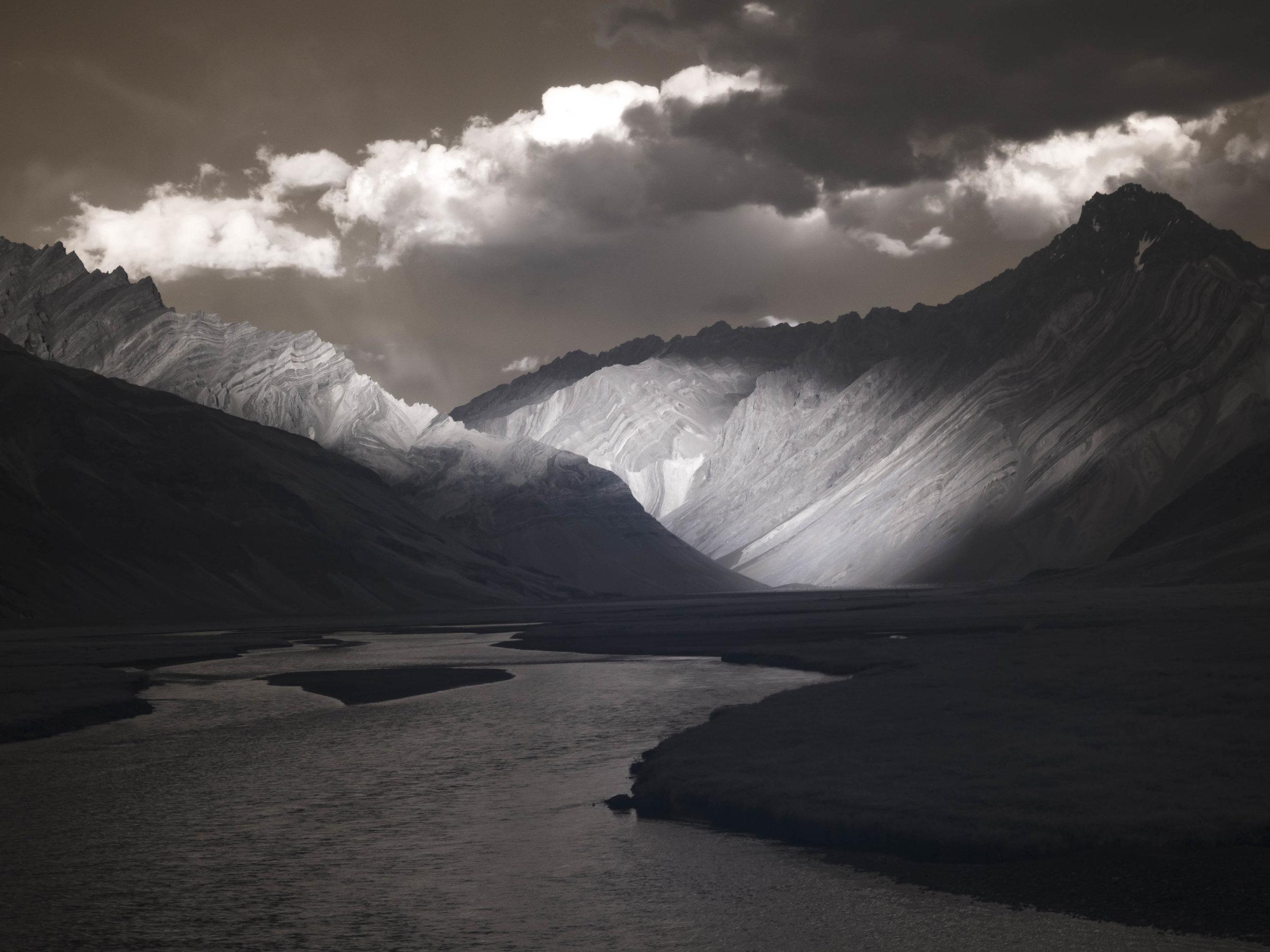"""Zanskar Range"""