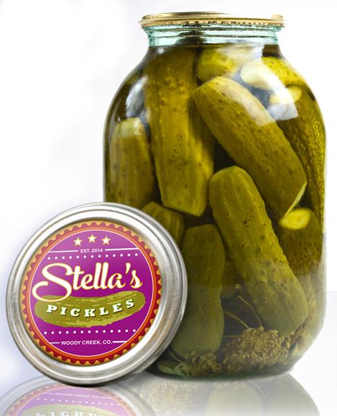 Kissane Viola Design - Print - Stella's Pickles