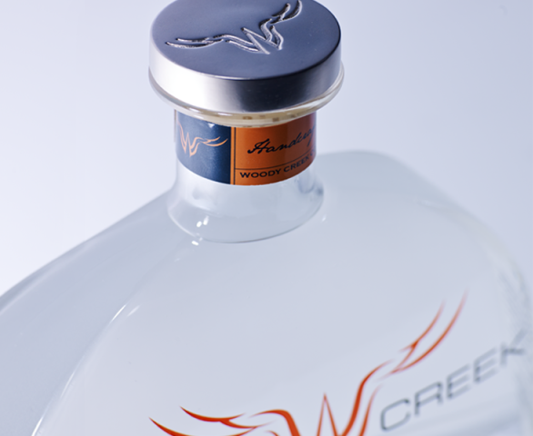 WOODY CREEK DISTILLERS  FROM LOGO TO PACKAGING   VIEW PROJECT