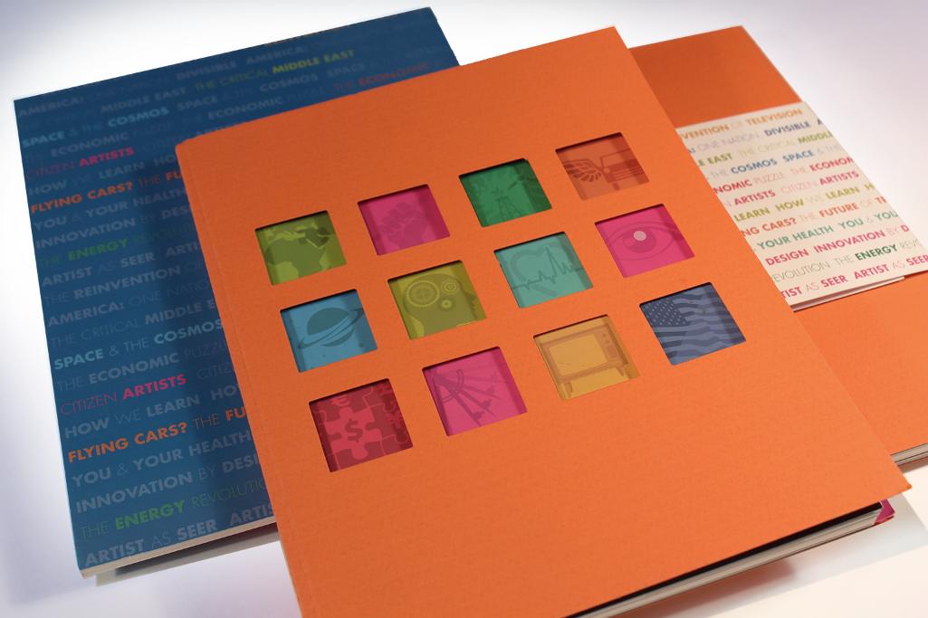 Kissane Viola Design - Print - Aspen Ideas Fest