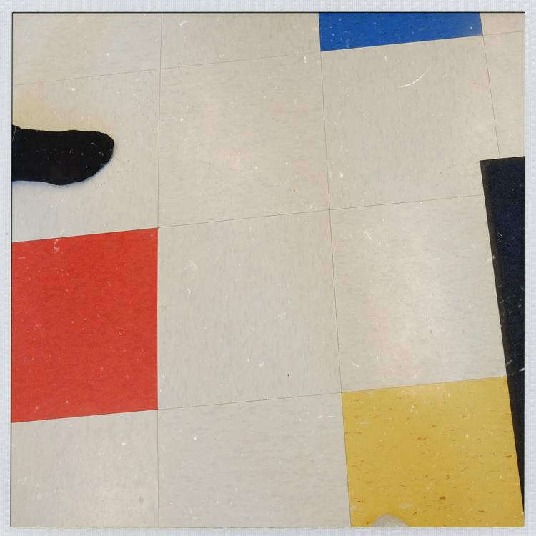 Floor Tiles & Sock