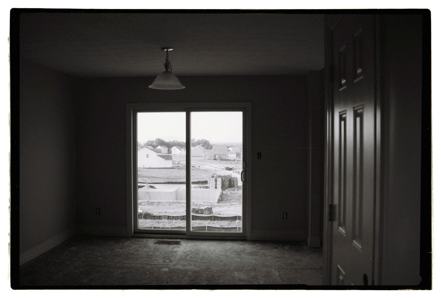 Unfinished House, Kentucky, 2005