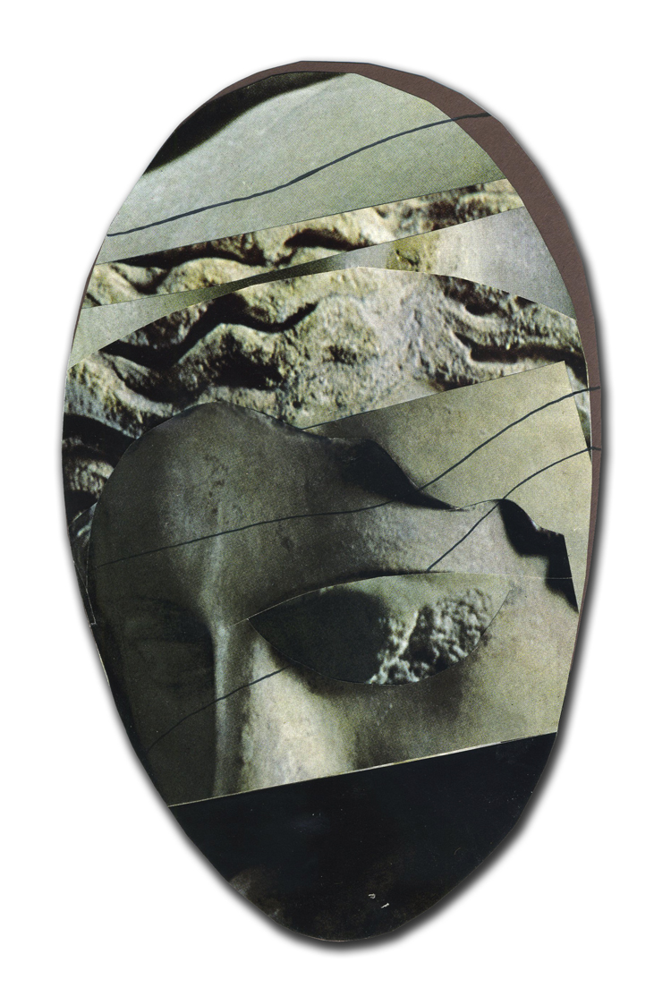 Classical Brancusi Easter Egg, 2011