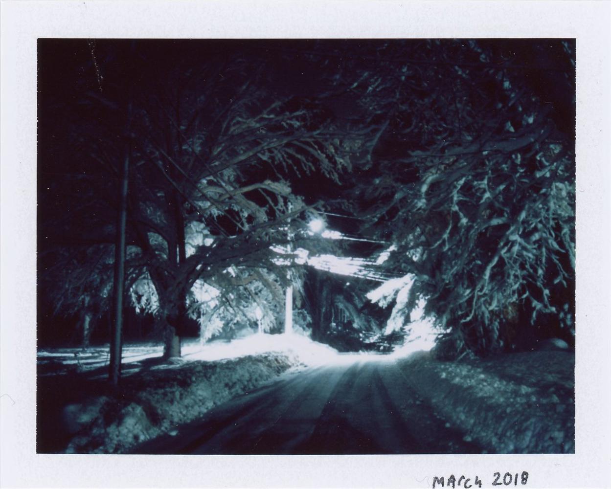 Snowstorm, 2018