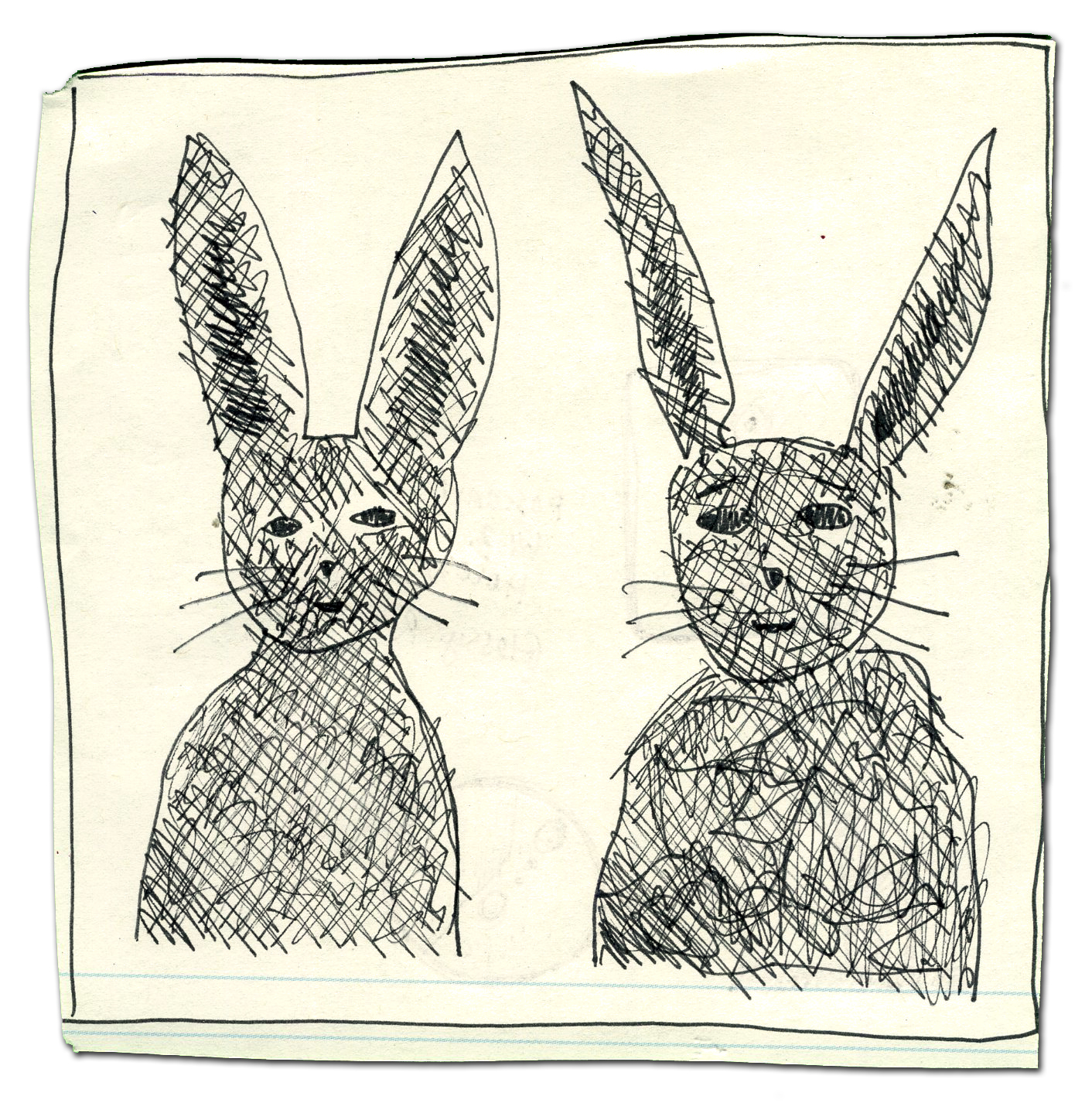Two Bunnies, 2012