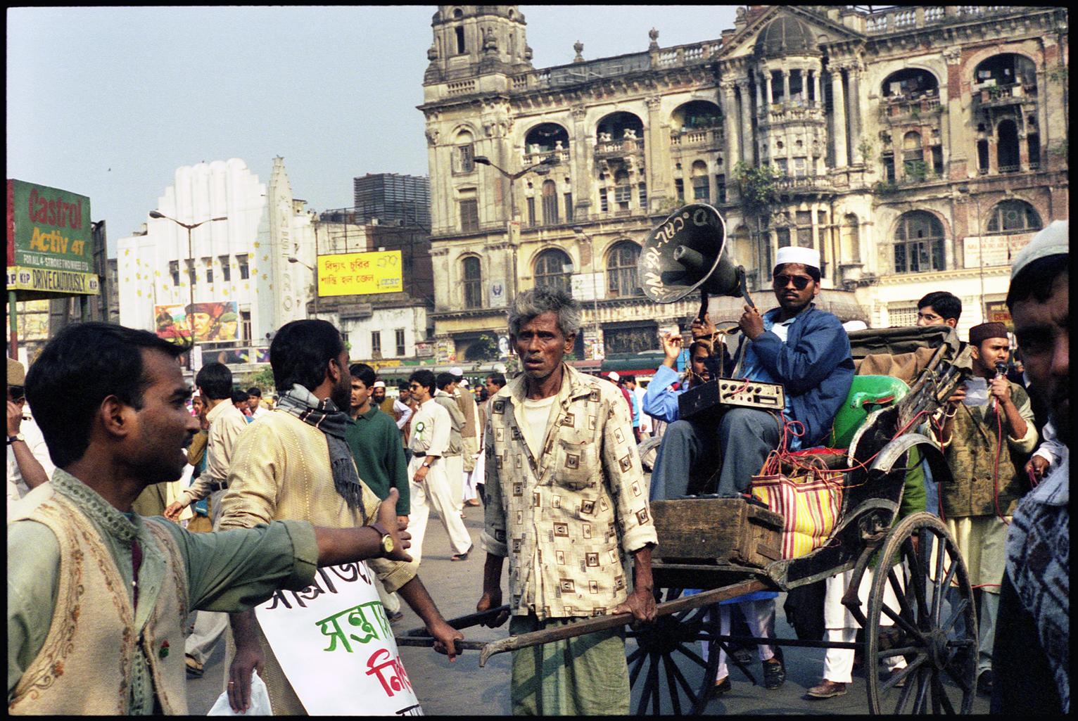 Streets of Calcutta — Lydie Nesvadba