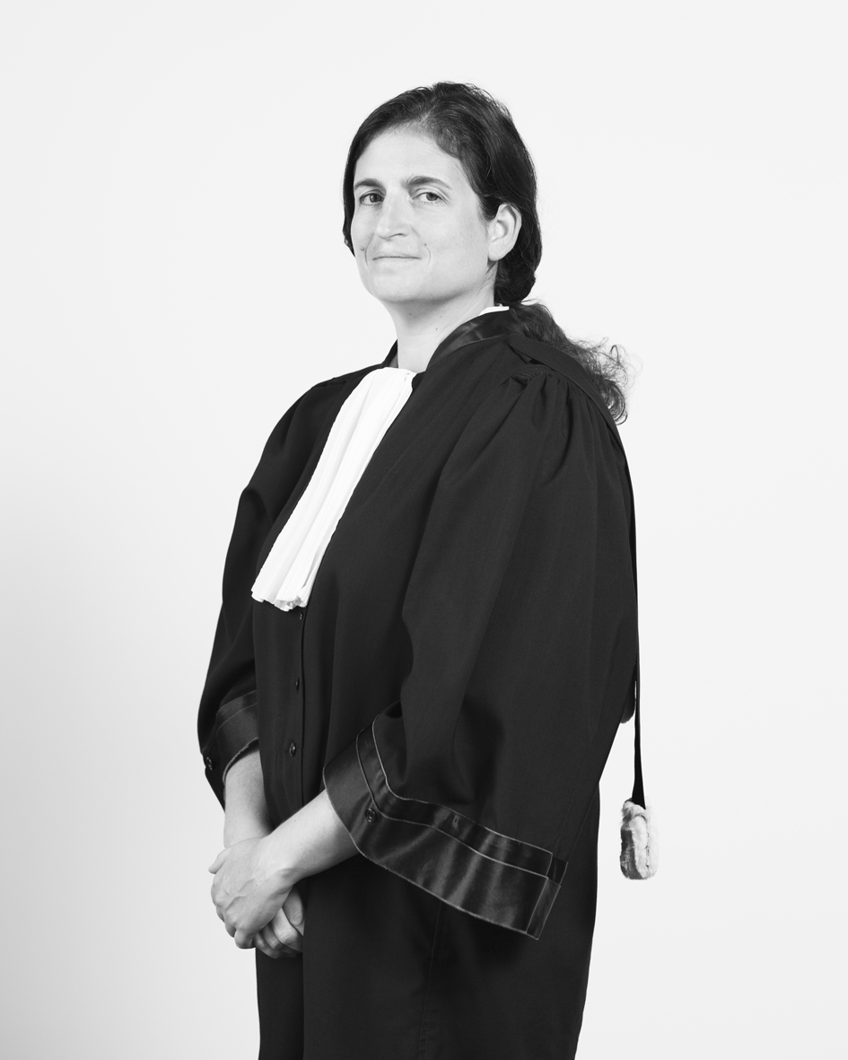 Olivia Venet  is a lawyer and the president of the Belgian League  for Human Rights