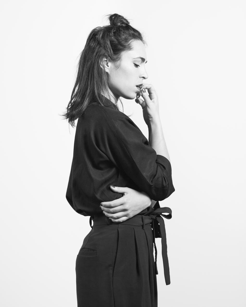 Léone François  is an actress.