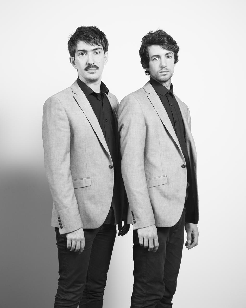 Victor Delestre & Amaury Daurel  are artists, directors and representatives  at Deborah Bowmann Brussels