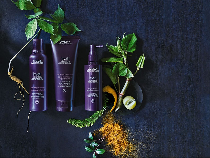 Invati  is a hair loss treatment, for thicker, fuller hair