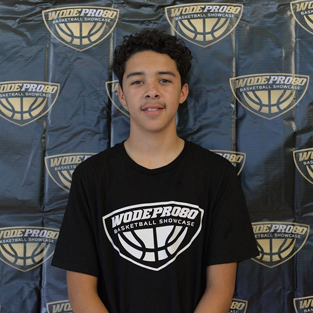 """@WodeScouts: Michael Mattingly 5'10"""" Guard c/o 2022   Centennial HS   #WeArePro80 . . . Evaluation: Michael plays a fast-pace game with the ball, does a great job creating for his teammates in transition, can knock down the open 3 point shot and works hard on defense. . . . Strengths:  Great passer, Ball-handling, footwork, plays with energy and a sense of urgency. . . . Areas Of Improvement: Get stronger and learning how to slow the game down to see the play develop."""