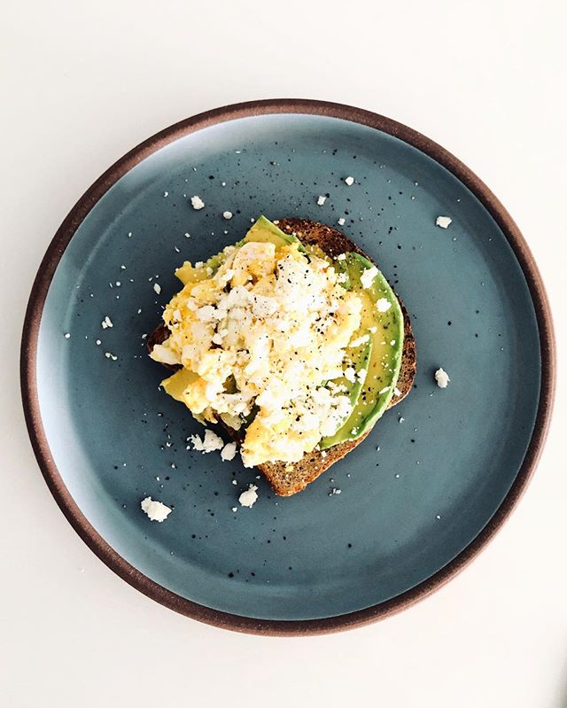 I could eat this for breakfast lunch and dinner (or arepas or pancakes). What's your favorite food?
