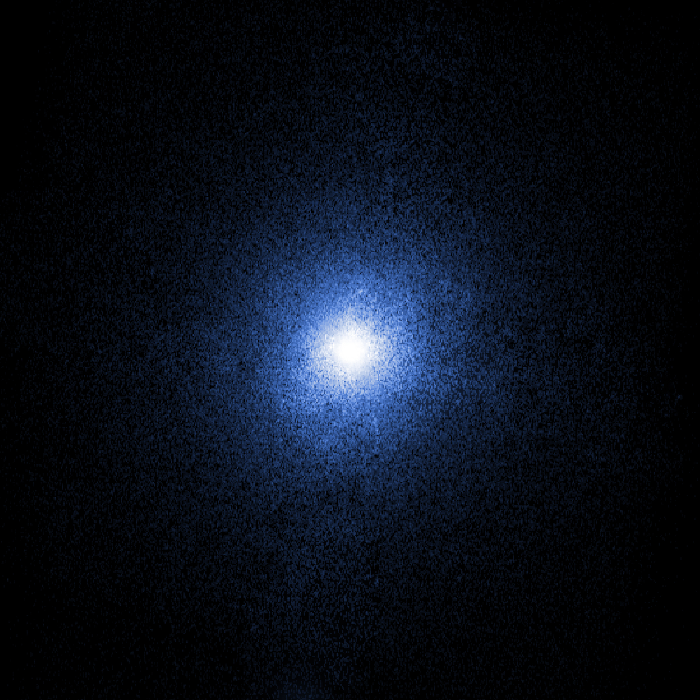 A  Chandra X-Ray Observatory image of  Cygnus X-1 , which was the first strong black hole candidate discovered. Credit: NASA's Chandra X-ray Observatory,NASA/CXC.